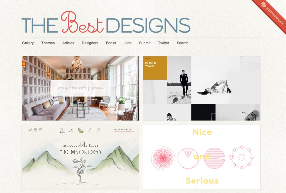 The Best Designs features Sophie Peckett Design