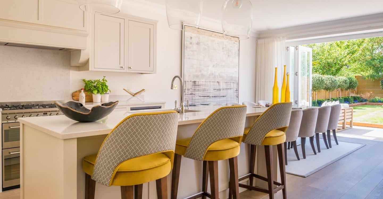 show home the villas sophie peckett design london surrey